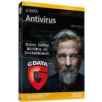 G DATA ANTIVIRUS 2020 - 1 PC (1-Jahr)