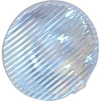 Optik für P4-LED, Abstrahlwinkel 44 x 15°, Durchmesser 20 mm