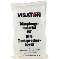 Matériau isolant Visaton VS-WOOL2 polyester blanc