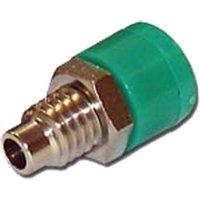 HO-Buchse 2,6 mm, grün
