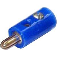 HO-Stecker 2,6 mm, blau