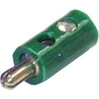 HO-Stecker 2,6 mm, grün