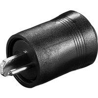 Lautsprecher-Stecker mit Lötanschluss