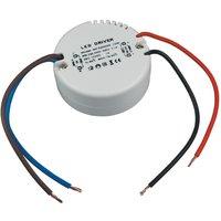 0,5 - 12 W-Unterputz-LED-Netzteil, 12 V DC