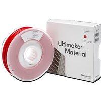 Red Ultimaker PLA M0751 3D Printer Filament 750g