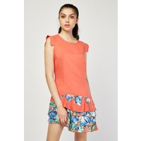 2 In 1 Playsuit Dress