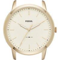 Fossil Men The Minimalist Slim Three-Hand Cream Watch Case - One size