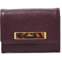 Blake Rfid Small Flap Wallet White