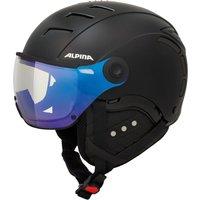 /Helme: Alpina  Jump 2.0 VM Black Matt