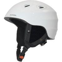 /Helme: Alpina  Junta Skihelm White