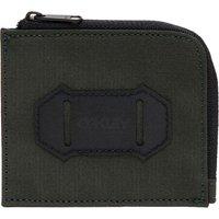 /Accessoires: Oakley  Street Wallet Dark Olive Green