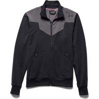 Bekleidung/Jacken: Under Armour  Dream Track Jacket Herren-Laufjacke Black