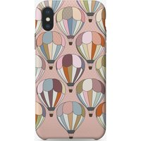 Up In The Air - Rose Gold iPhone Case