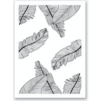 Banana Leaves VI Art Print