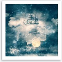 I'll Bring You the Moon Art Print