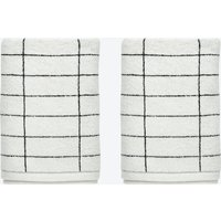 Tile Stone Towel (Set of 2)
