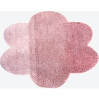 "Cloud Rug ""Gradient"" in Pink (100x130 cm)"