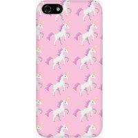 Pixel Unicorn iPhone Case