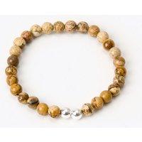 Silver Nature Bracelet