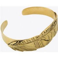 Fly Away Cuff in Gold
