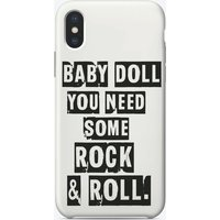 Baby Doll iPhone Case