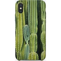 Druids Cactus iPhone Case