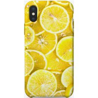 Lemon Curd iPhone Case