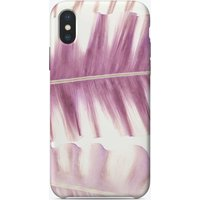 Pink Velvet iPhone Case