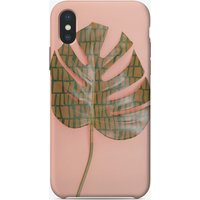 Tribal Leaf iPhone Case