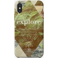 Explore II iPhone Case