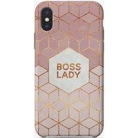 Boss Lady iPhone Case