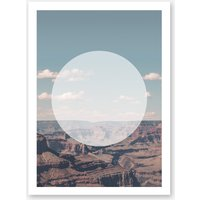 Landscapes Circular 1 Grand Canyon