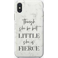 Little But Fierce II iPhone Case