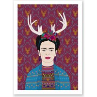 Deer Frida in Print