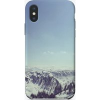The Alps 2 iPhone Case