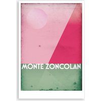 Monte Zoncolan I