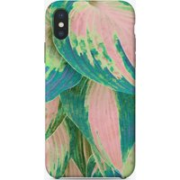 Hosta Multicolor iPhone Case