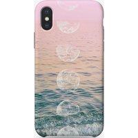 Moontime Beach iPhone Case