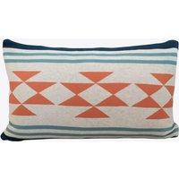 Iben Blue Cushion Cover