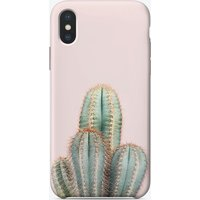 Cactus On Pink iPhone Case
