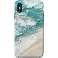 Waves 1 iPhone Case