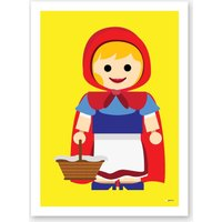 Toy Little Red Riding Hood
