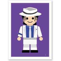 Toy Michael Jackson