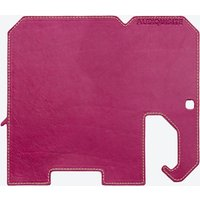 Elephant PET Mousepad in Magenta