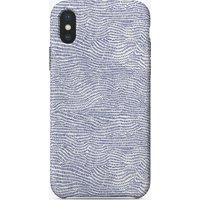 Blue Wave I iPhone Case
