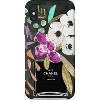 Chanel Midnight iPhone Case