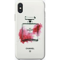 Chanel Red iPhone Case