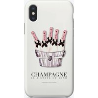 Moet State of Mind iPhone Case