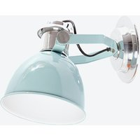 Wall Lamp New York Cylinder Nano in Soft Blue