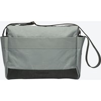 Messenger Bag In Oyster And Stone